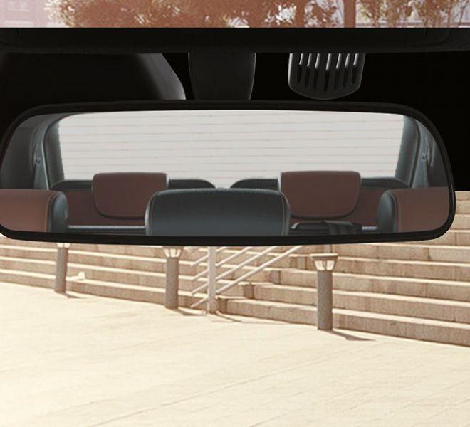 Automotive Mahindra Alturas G4 Interior-14
