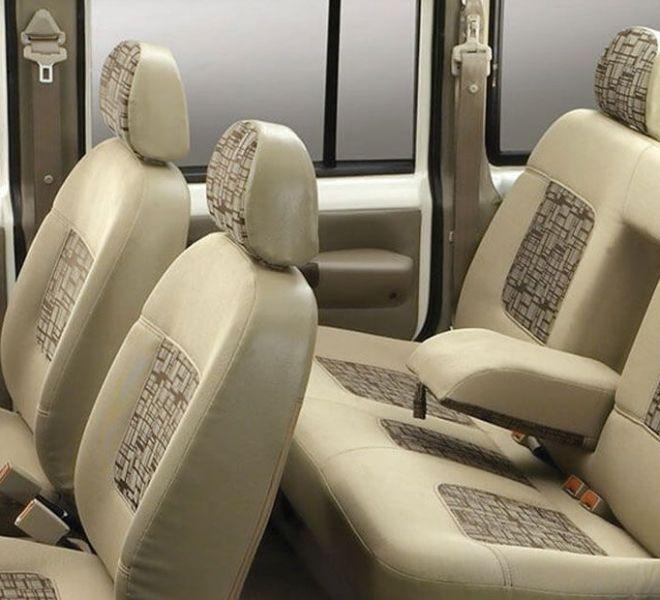 Automotive Mahindra Bolero Power Plus Interior-3
