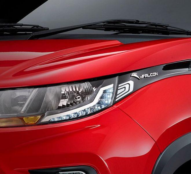 Automotive Mahindra KUV 100 NXT Exterior-9