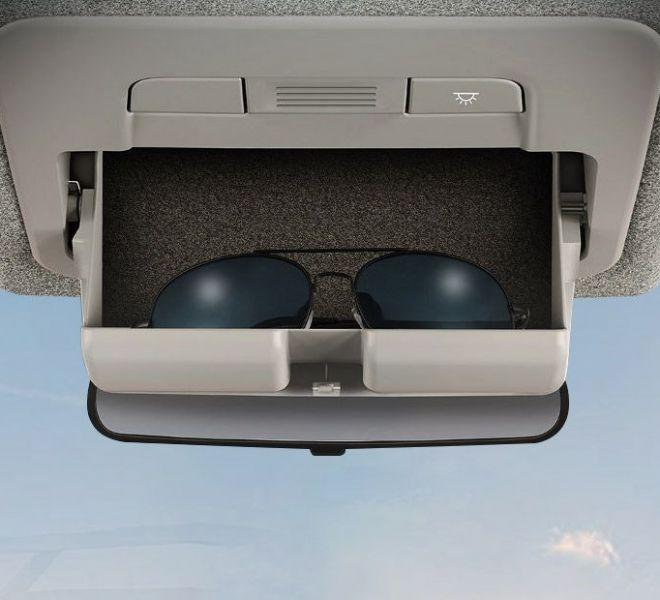 Automotive Mahindra KUV 100 NXT Interior-15