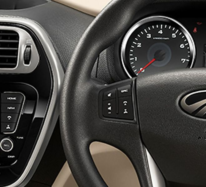 Automotive Mahindra TUV300 Interior-4