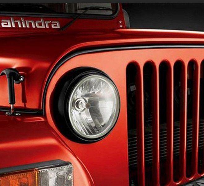 Automotive Mahindra Thar Exterior-7