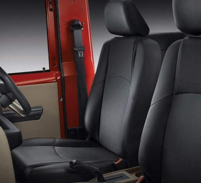 Automotive Mahindra Thar Interior-10