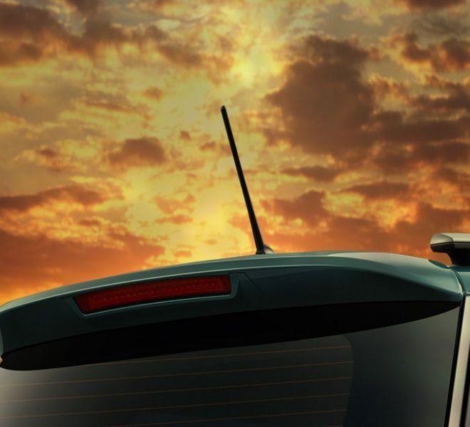 Automotive Mahindra XUV300 Exterior-15