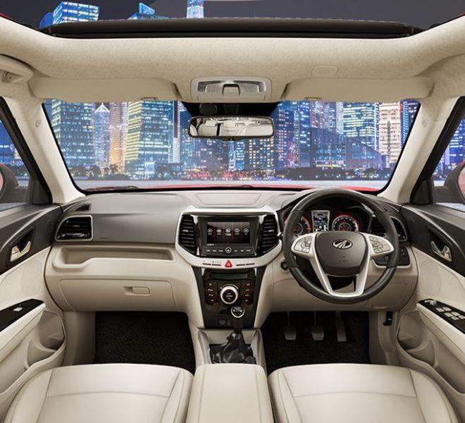 Automotive Mahindra XUV300 Interior-1