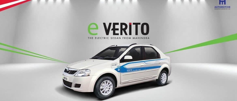 Automotive-Mahindra-E-Verito
